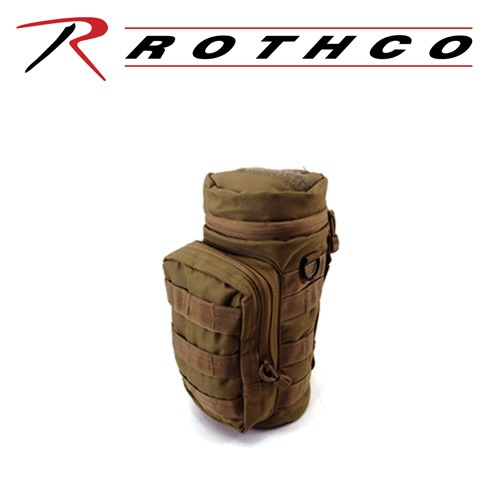 ROTHCO 로스코 Molle Bottl Pouch 몰리 보틀 파우치