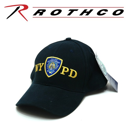 ROTHCO 로스코 OFFCIALLY LICENSED NYPD CAP EMBLEM